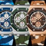 Replique Audemars Piguet Royal Oak Offshore Chronographe Camouflage 44mm