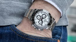 Replique Montre Rolex Daytona Panda